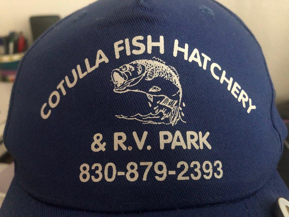 Cotulla Fish Hatchery: 1531 S Main St, Cotulla, TX