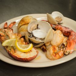 Photo Of Pier House Restaurant Seaside Park Nj United States Seafood Fiesta
