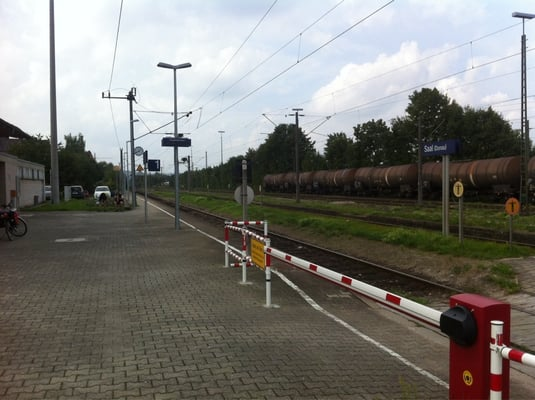 Bahnhof Saal Donau