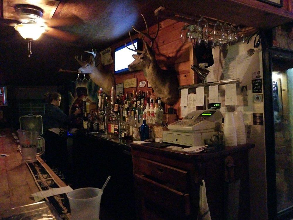 Lyon's Lake Bathing Beach Bar & Restaurant: 307 Lyons Lake Rd, Nassau, NY