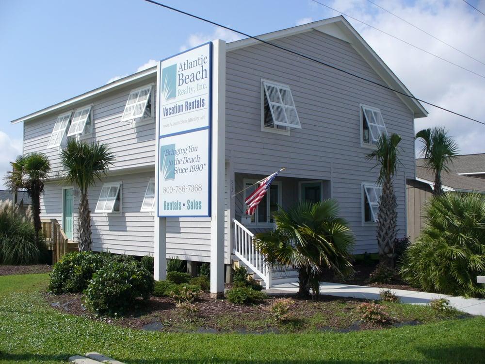 Atlantic Beach Realty, Inc: 513 Atlantic Beach Cswy, Atlantic Beach, NC