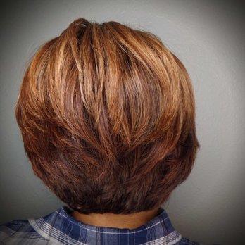 Short Hair Highlights Lowlights Yelp