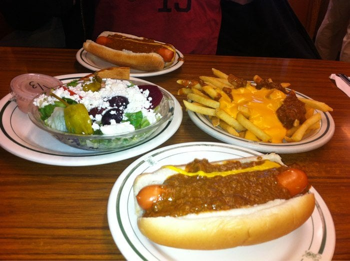 National Coney Island  And Gratiot