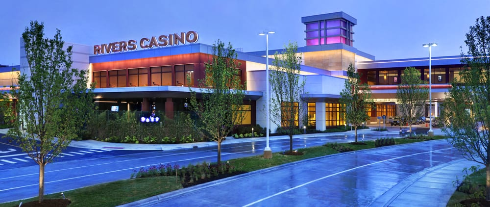 Does rivers casino give free drinks harrias casino