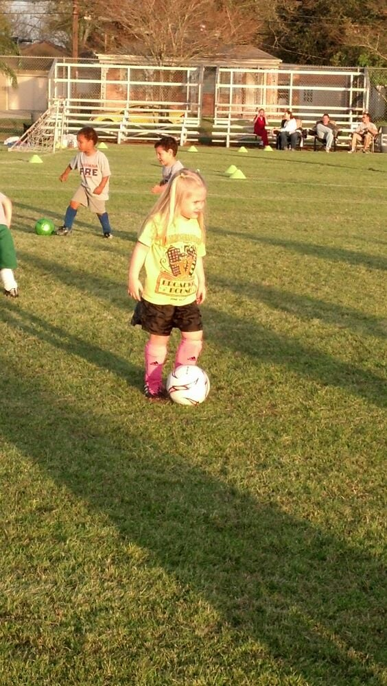Louisiana Fire Soccer Club- Metairie/ Kenner