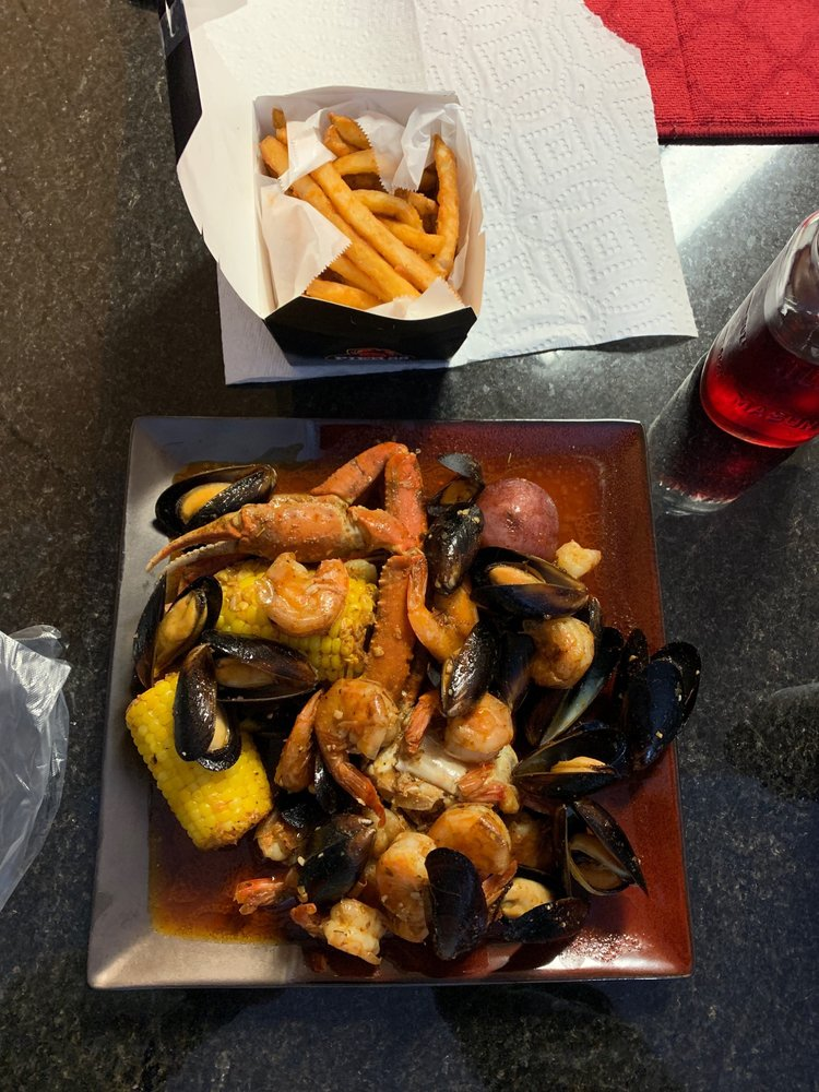 Social Spots from Pier 88 Boiling Seafood & Bar