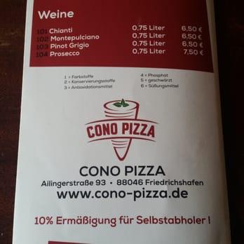 cono pizza 13 fotos pizza ailinger str 93 friedrichshafen baden w rttemberg beitr ge. Black Bedroom Furniture Sets. Home Design Ideas