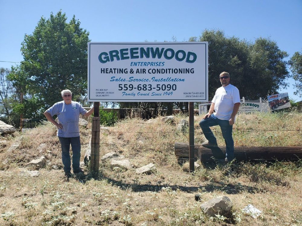 Greenwood Heating & Air Conditioning: Bass Lake, CA