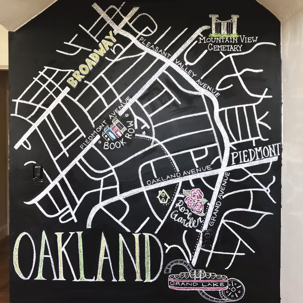 Photo of Chalk the Board: San Francisco, CA