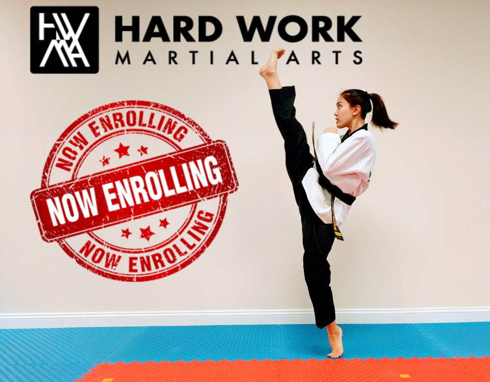 Hard Work Martial Arts: 46950 Community Plz, Sterling, VA