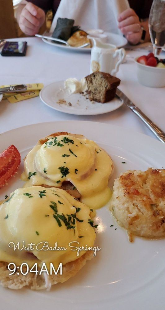 Cafe Sinclair's: 8538 W Baden Ave, West Baden, IN