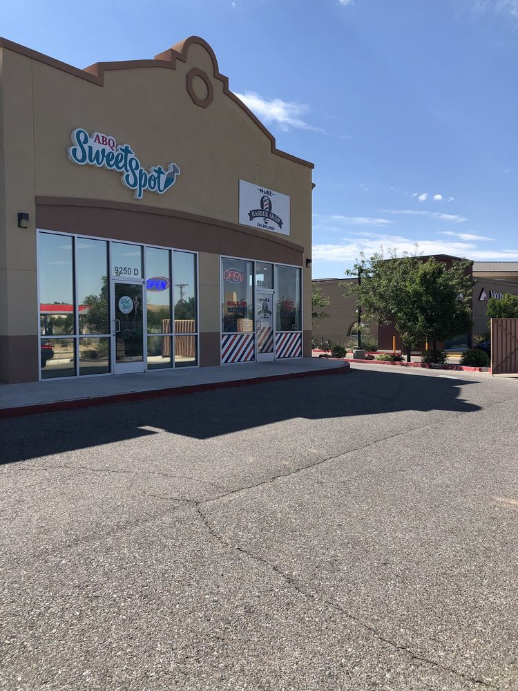 Marz Barbershop ABQ: 9250 Golf Course Rd, Albuquerque, NM