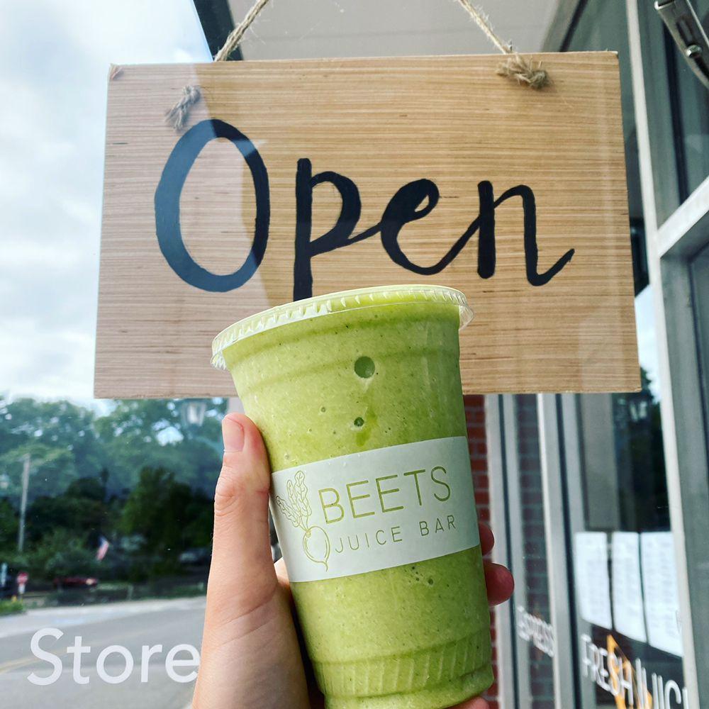 Beets Juice Bar - Allendale: 37 W Allendale Ave, Allendale, NJ