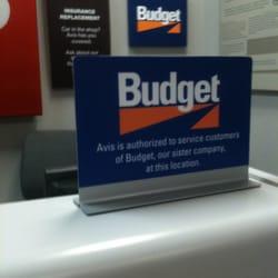 Budget Car Rental Sears Auto Center