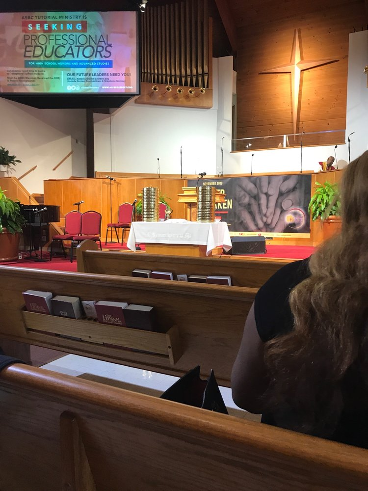 Alfred Street Baptist Church: 301 S Alfred St, Alexandria, VA
