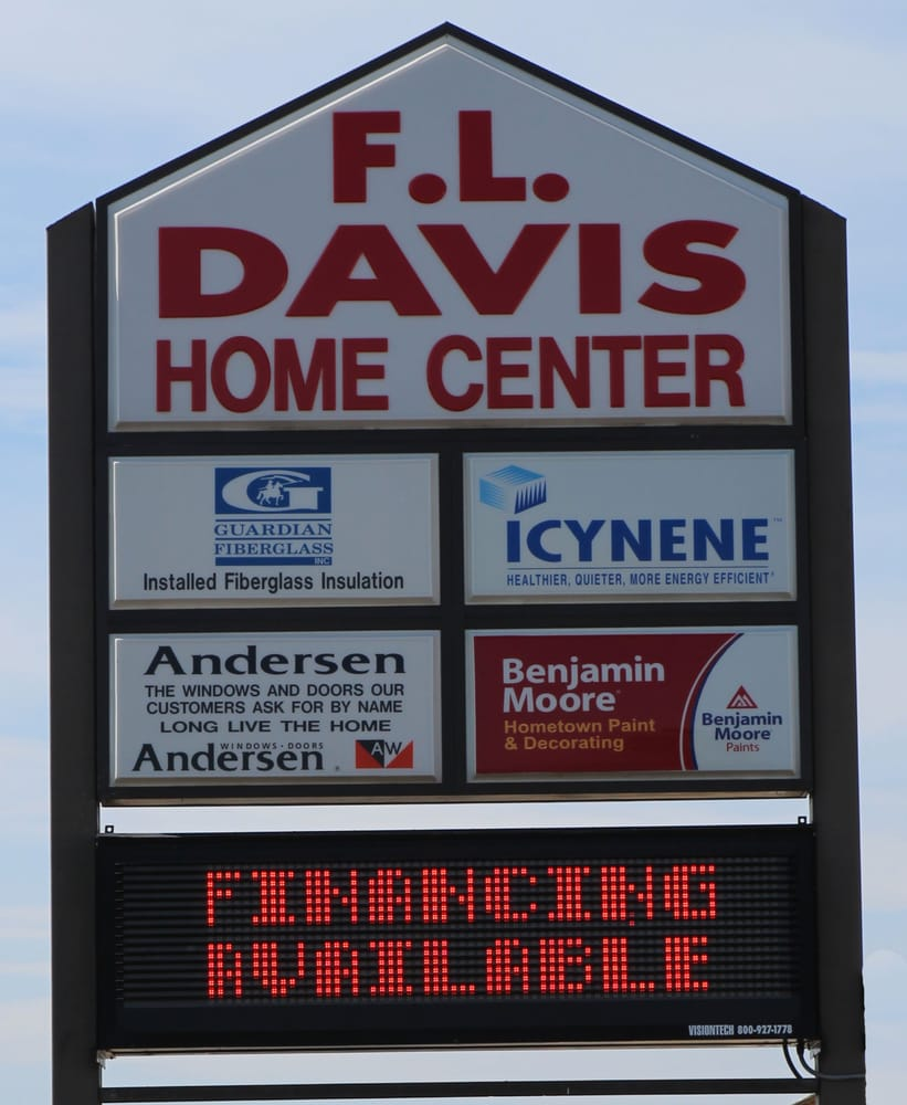 F.L. Davis Ace Home Center: 1916 Hwy 25B N, Heber Springs, AR