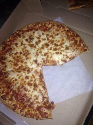 Metro Pizza Pizza
