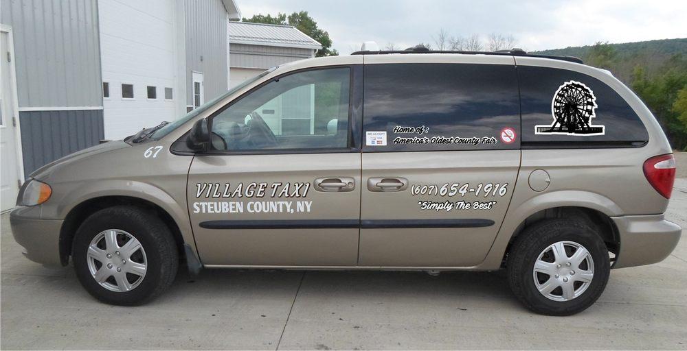Village Taxi: 0 Liberty St, Bath, NY