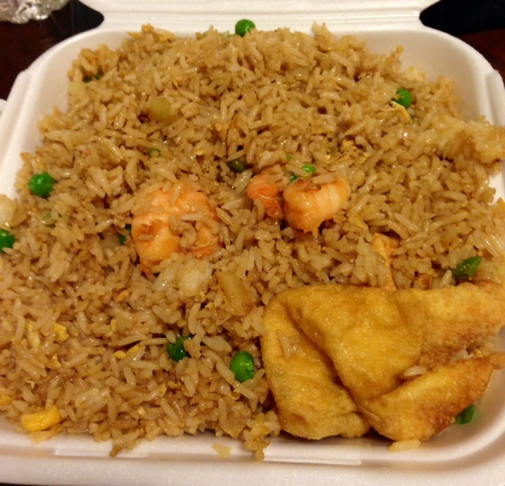 My favorite shrimp fried rice yelp for Asian cuisine express