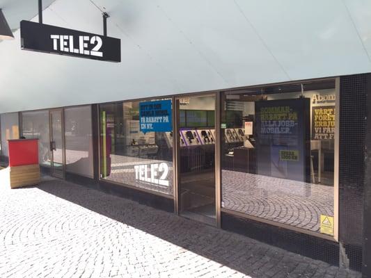 tele2 gamla mobil