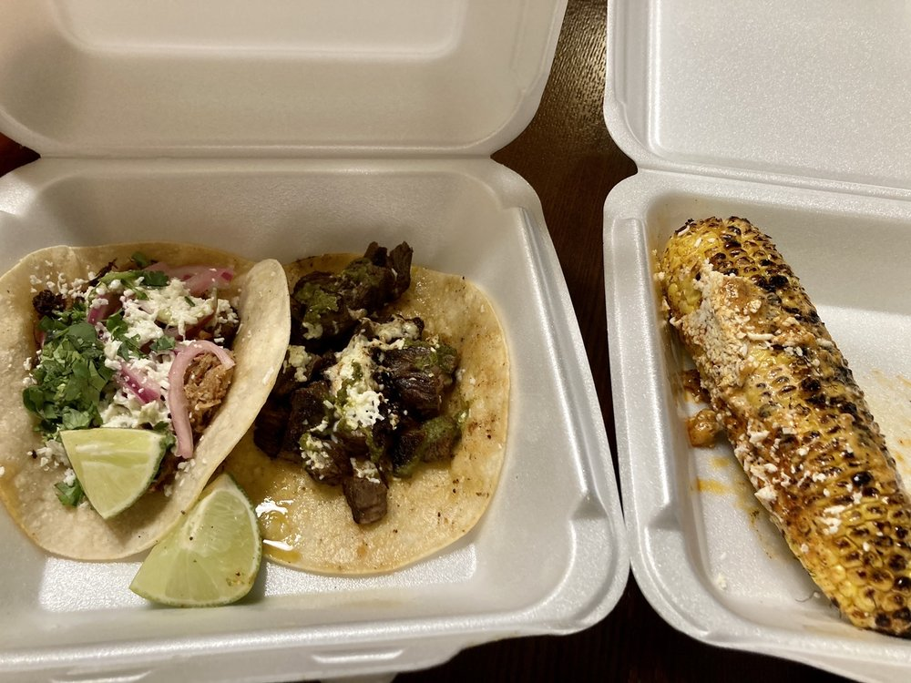 Food from Yo Pablo Tacos And Tequila