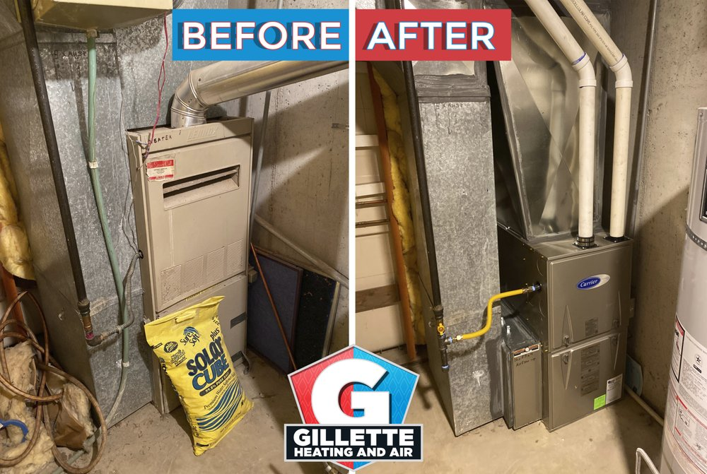Gillette Heating and Air Conditioning: 1892 N 200th E, Spanish Fork, UT