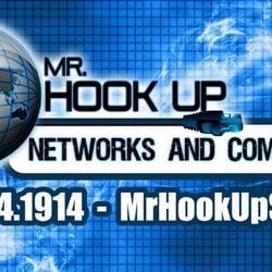 hook up it