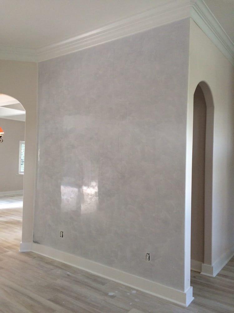 venetian plaster wall yelp. Black Bedroom Furniture Sets. Home Design Ideas