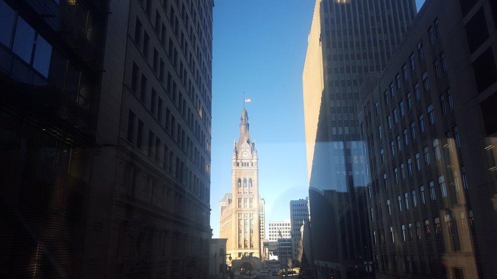 Milwaukee Skywalk