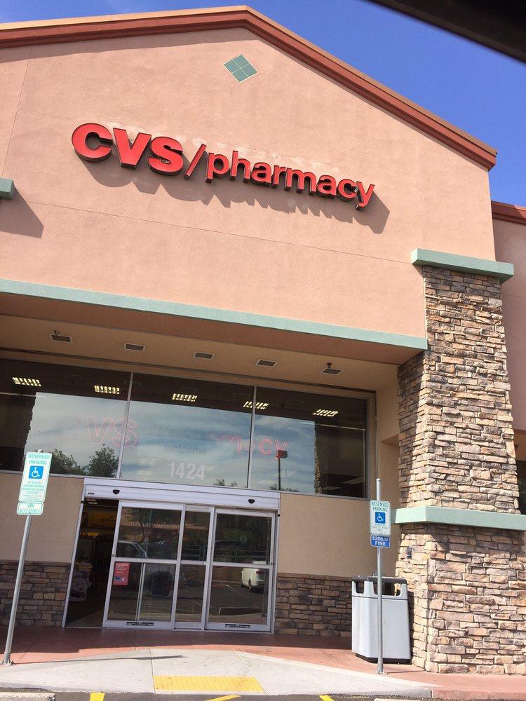 CVS Pharmacy: 1424 West Baseline Road, Tempe, AZ