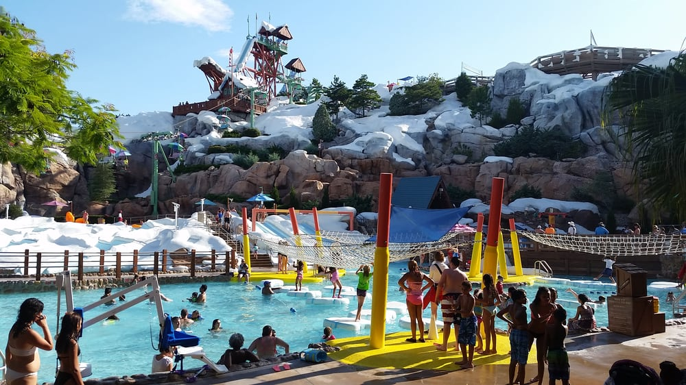 Disney's Blizzard Beach Water Park: 1534 Blizzard Beach Dr, Orlando, FL