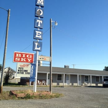 Photo Of Sky Motel Choteau Mt United States
