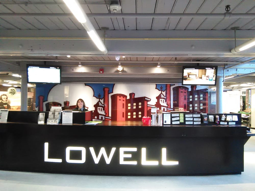 Lowell National Historical Park Visitor Center