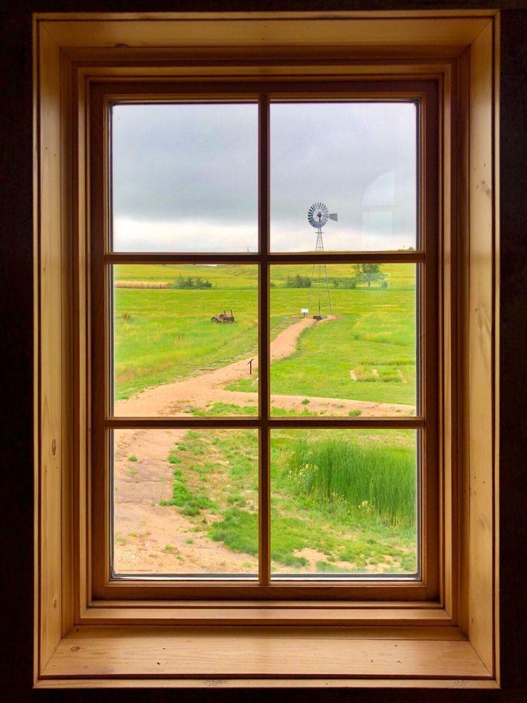 Sandhills Journey Scenic Byway Visitor's Center: 44106 Hwy 2, Broken Bow, NE