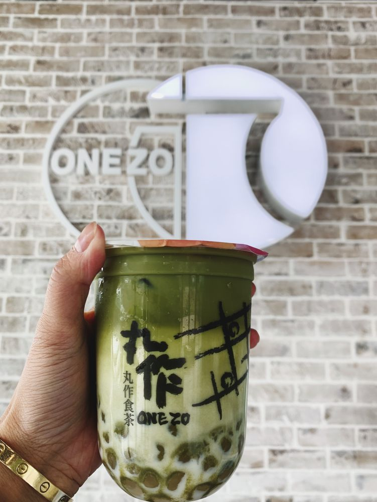 One Zo Boba - Cypress: 9527 Valley View St, Cypress, CA