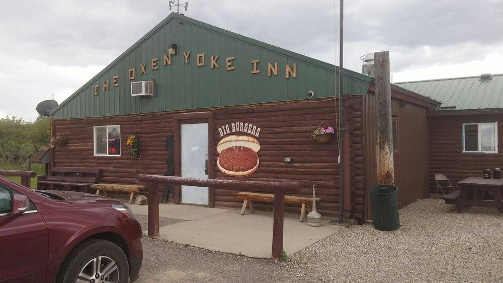 Oxen Yoke Inn: 11532 MT-541, Hobson, MT