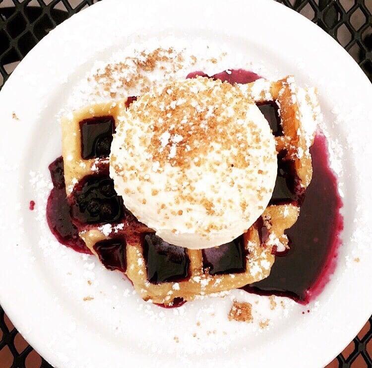 The Sloppy Waffle