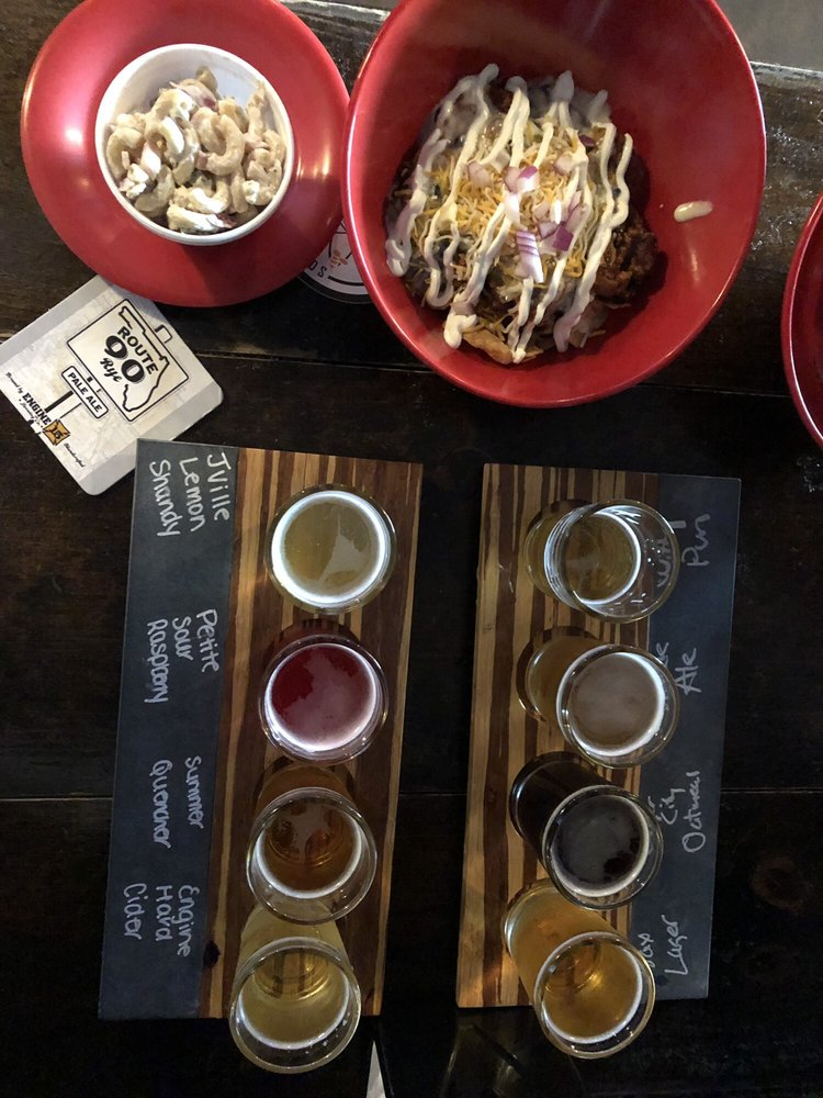 Engine 15 Brewing: 1500 Beach Blvd, Jacksonville Beach, FL