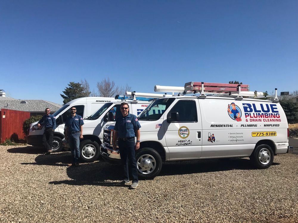 Blue Plumbing Drain Cleaning 12 Reviews Plumbing 8561 E