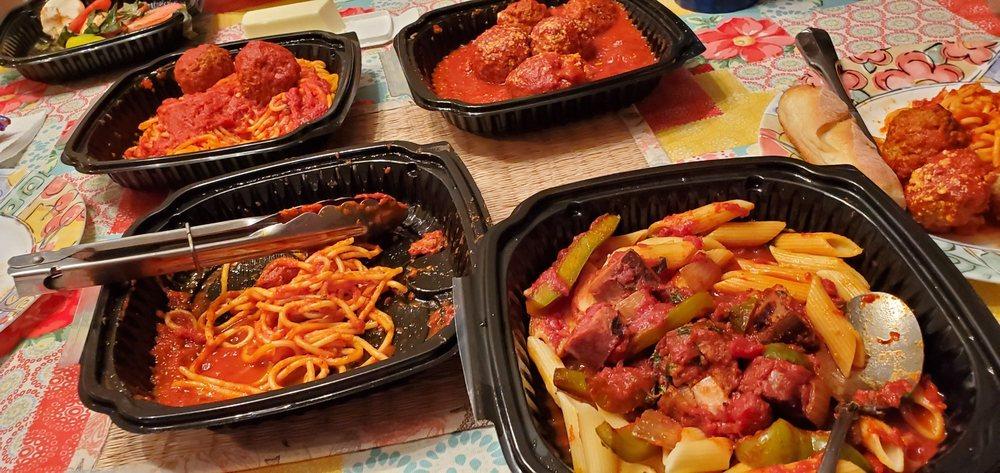 Castucci's an Italian joint: 4332 Long Beach Rd, Southport, NC