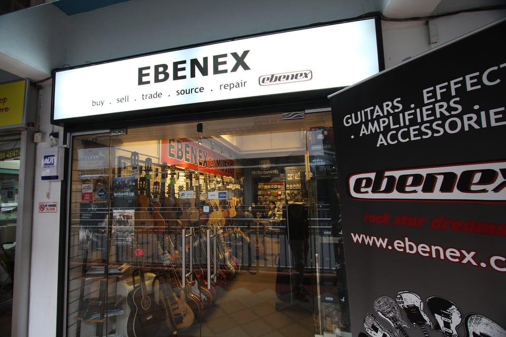 Ebenex Music