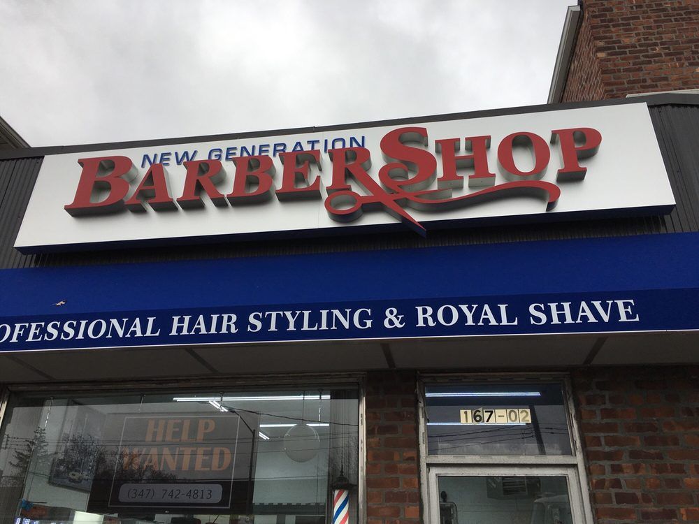 New Generation Barbershop: 16702 Union Tpke, Fresh Meadows, NY