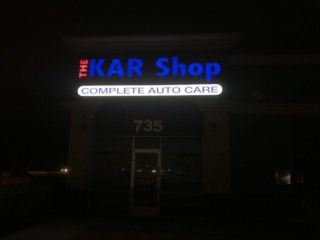 The KAR Shop: 735 W Warner Rd, Gilbert, AZ