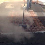 Compressed Air Photo Of Airloom Oriental Rug Washing Tucson Az United States