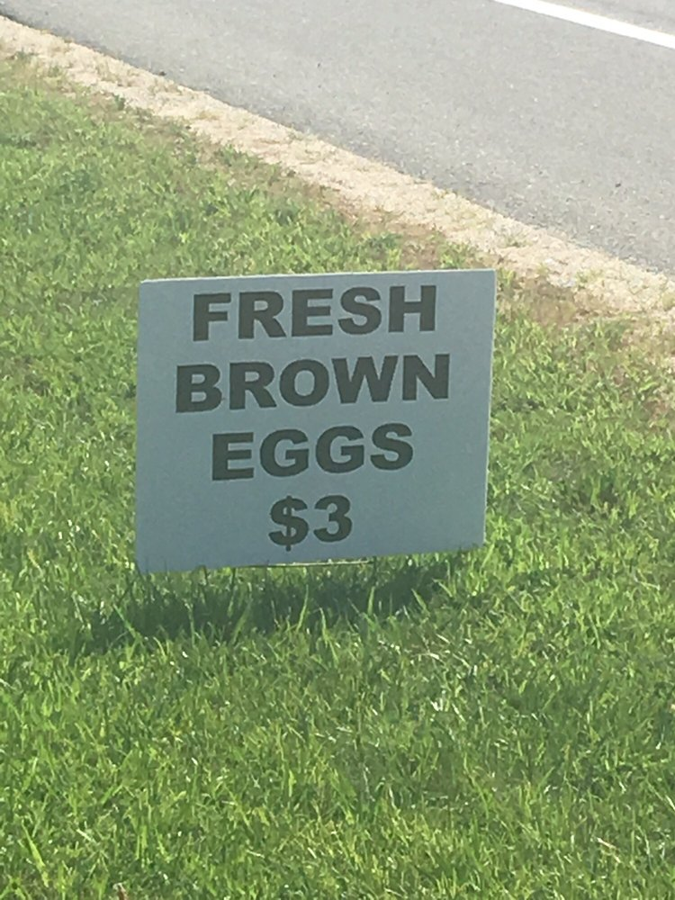 Eggs And Fresh Produce: 4295 N Delsea Dr, Maurice River, NJ
