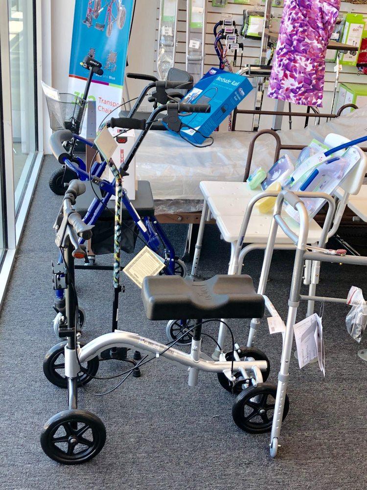 CFS Medical Supplies and Equipment: 2114 W Redondo Beach Blvd, Torrance, CA