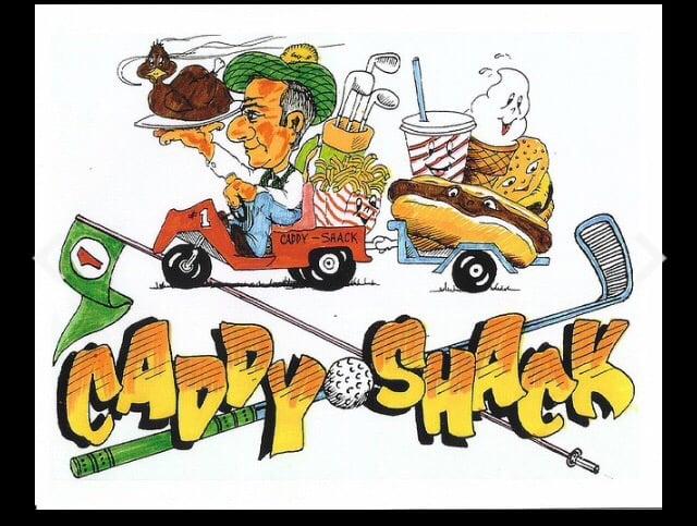 Caddy Shack Snack Bar: Cherokee Country Club, Centre, AL
