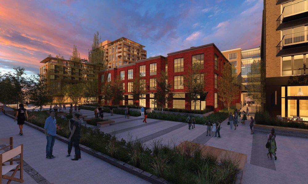 The Carson Apartments