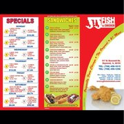 Jj fish and chicken 51 photos 19 reviews seafood for Oak city fish and chips menu