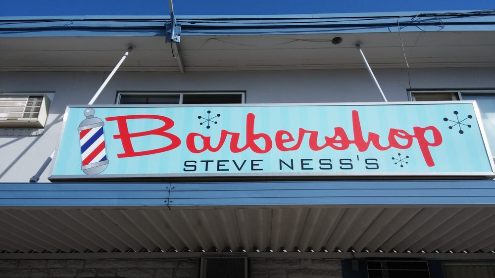 Ness's Steve Barber Shop: 2445 S Queen St, York, PA